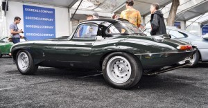 1961 Jaguar E-Type Series I Lightweight Replica 7