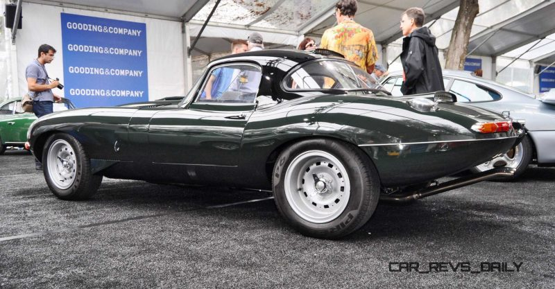 1961 Jaguar E-Type Series I Lightweight Replica 7