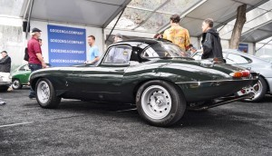 1961 Jaguar E-Type Series I Lightweight Replica 8