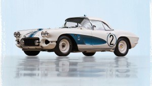 1962 Chevrolet Corvette RPO Big Tank Gulf Oil Race Car 1
