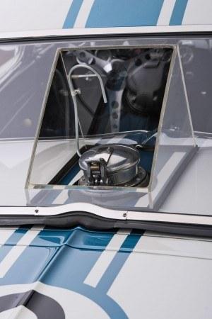 1962 Chevrolet Corvette RPO Big Tank Gulf Oil Race Car 12