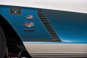 1962 Chevrolet Corvette RPO Big Tank Gulf Oil Race Car 13