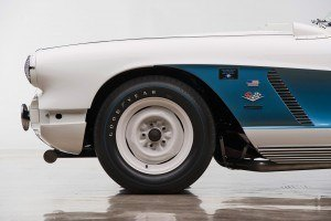 1962 Chevrolet Corvette RPO Big Tank Gulf Oil Race Car 14