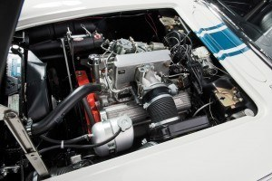 1962 Chevrolet Corvette RPO Big Tank Gulf Oil Race Car 17