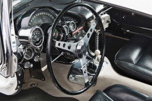 1962 Chevrolet Corvette RPO Big Tank Gulf Oil Race Car 19