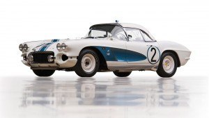1962 Chevrolet Corvette RPO Big Tank Gulf Oil Race Car 2