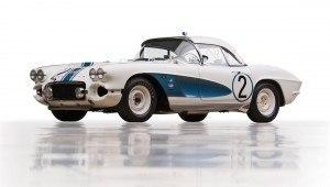 1962 Chevrolet Corvette RPO Big Tank Gulf Oil Race Car 2