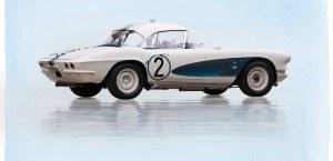 1962 Chevrolet Corvette RPO Big Tank Gulf Oil Race Car 3