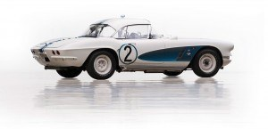 1962 Chevrolet Corvette RPO Big Tank Gulf Oil Race Car 4