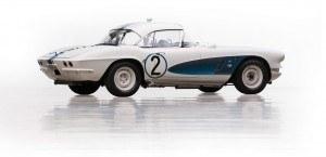 1962 Chevrolet Corvette RPO Big Tank Gulf Oil Race Car 4