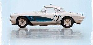 1962 Chevrolet Corvette RPO Big Tank Gulf Oil Race Car 7