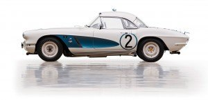 1962 Chevrolet Corvette RPO Big Tank Gulf Oil Race Car 8