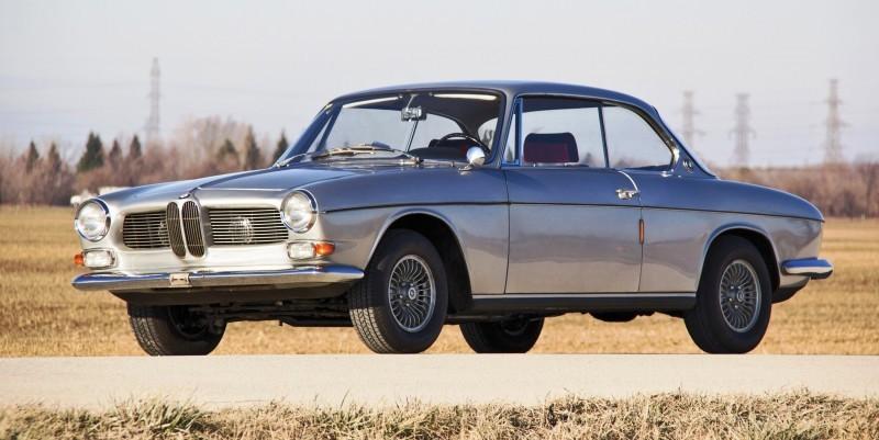 1964 BMW 3200CS 1