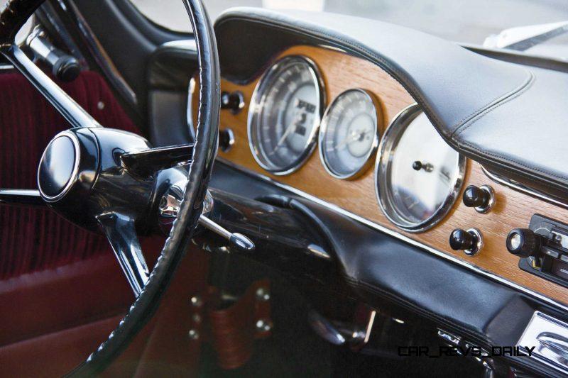 1964 BMW 3200CS 10