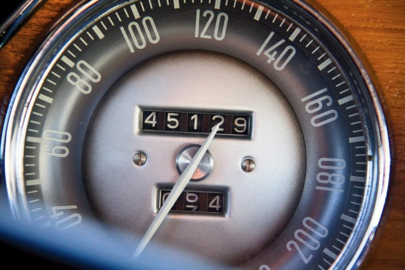 1964 BMW 3200CS 11