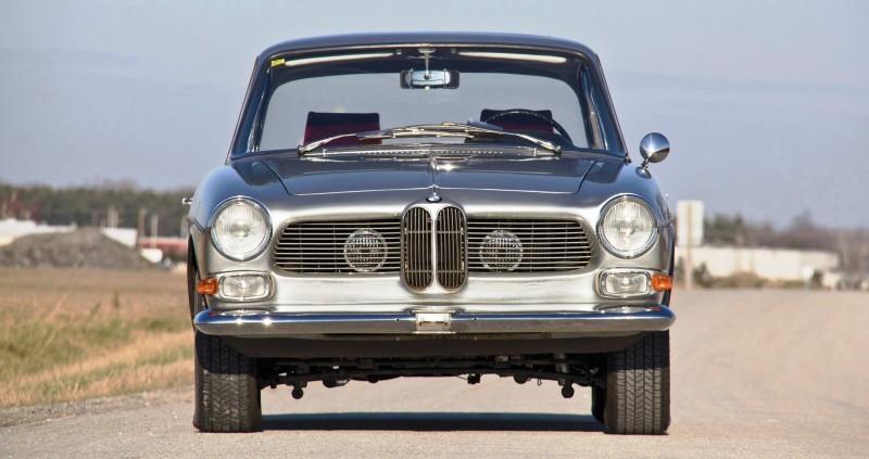 1964 BMW 3200CS 13
