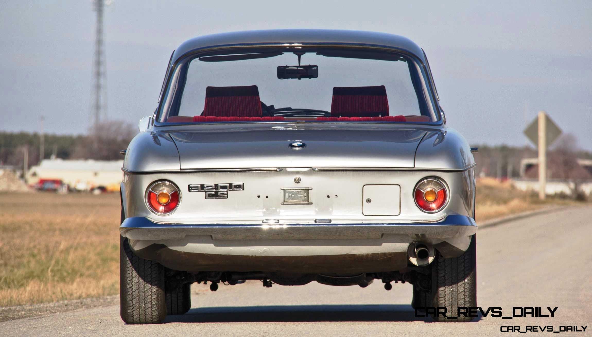 1964 BMW 3200CS 14
