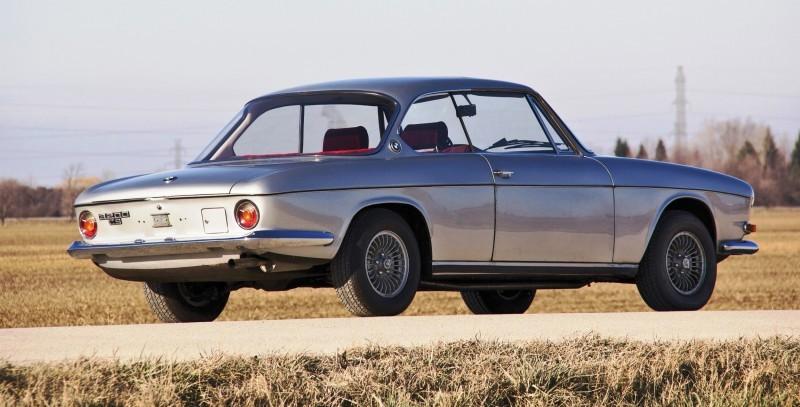 1964 BMW 3200CS 2