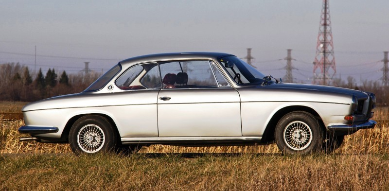 1964 BMW 3200CS 5
