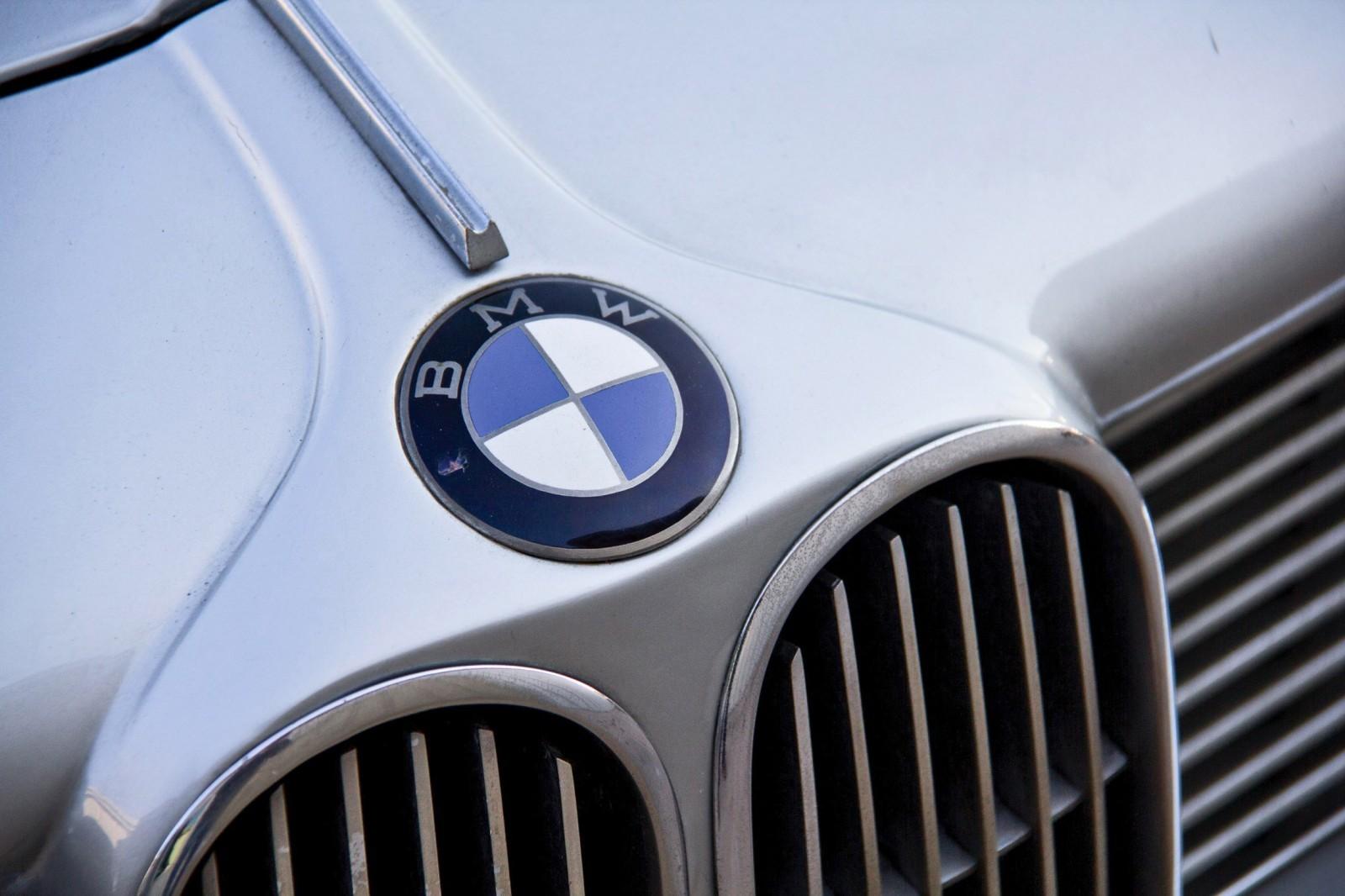 1964 BMW 3200CS 6