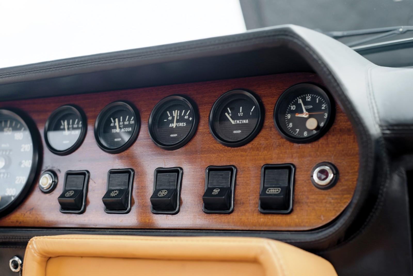 1969 Lamborghini 400GT Islero S by Marazzi 16