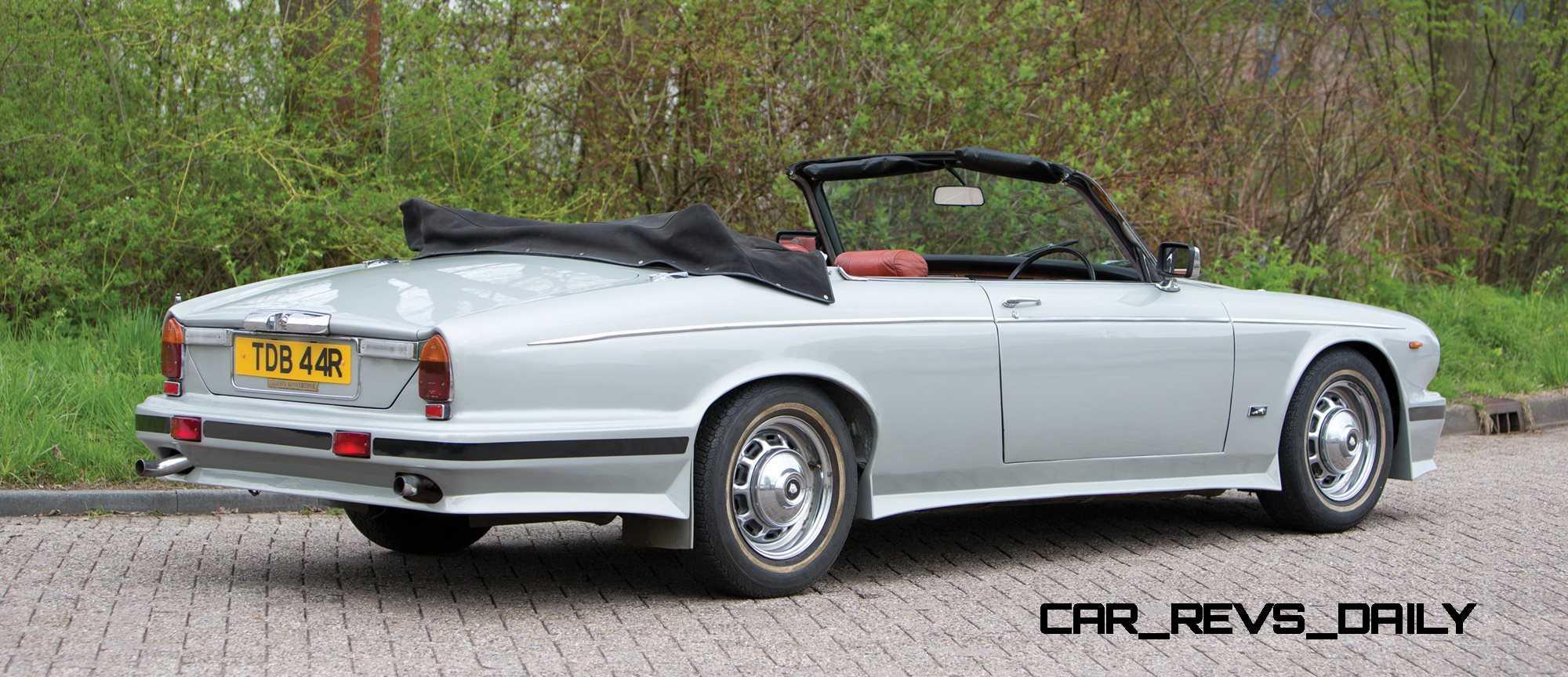 1977 Lincoln Vs 1975 Jaguar Xj12c