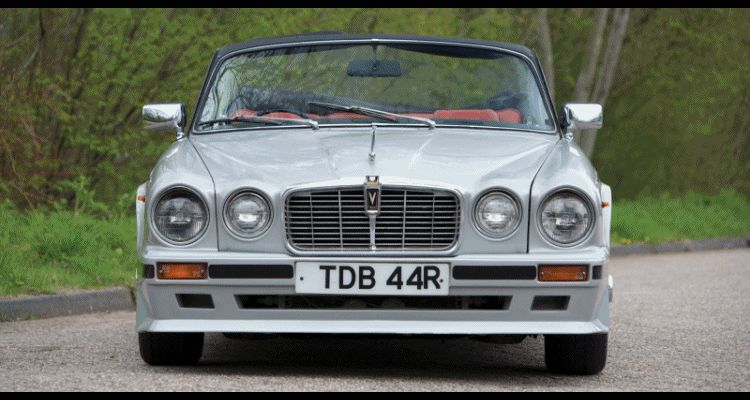 1976 Jaguar XJ12C Series II 5.3 Drophead Coupé vs Lincoln TC