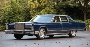 1977 Lincoln Continental Town Car 1