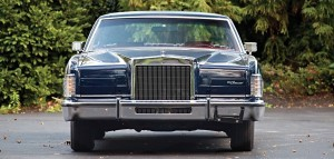 1977 Lincoln Continental Town Car 12