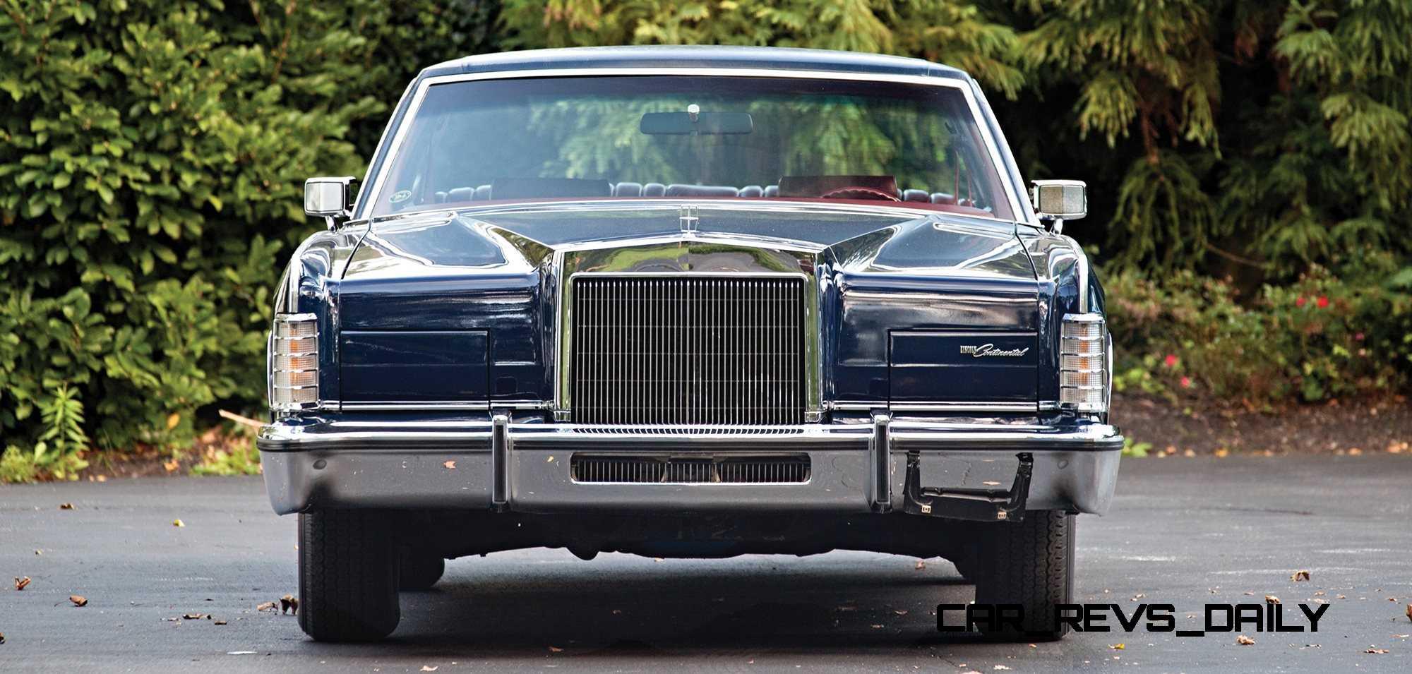 1977 Lincoln Continental Town Car 12