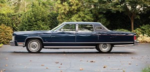 1977 Lincoln Continental Town Car 5