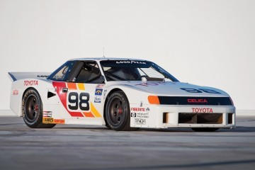 Racing Hero - 1986 Toyota Celica IMSA GTO Is a Rear-Drive Boost-Monster