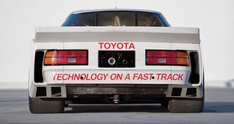 1986 Toyota Celica IMSA GTO 12