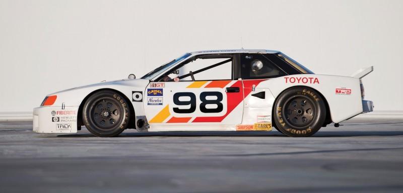 1986 Toyota Celica IMSA GTO 5