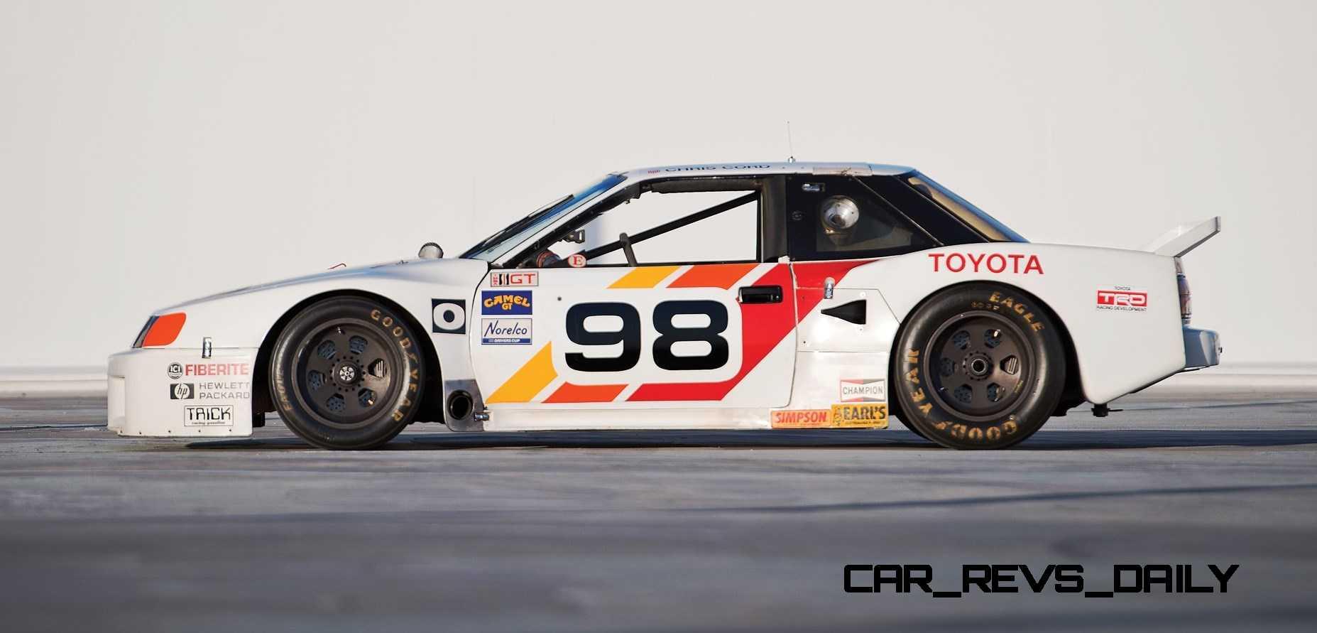 Racing Hero - 1986 Toyota Celica IMSA GTO Is a Rear-Drive Boost-Monster