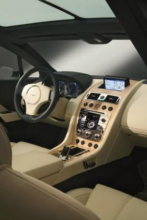 2006 Aston Martin Rapide Concept  11