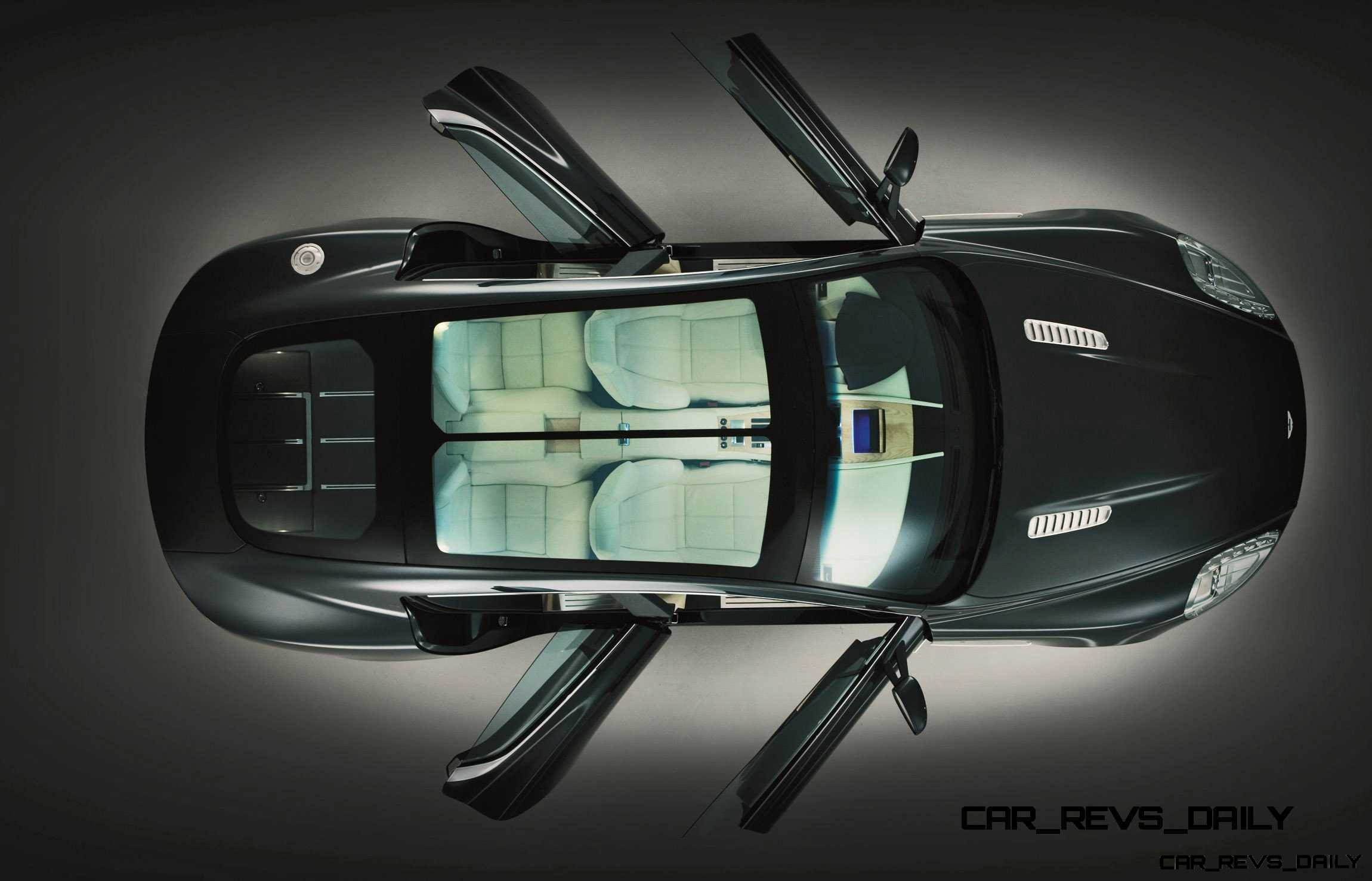Concept Debrief – 2006 Aston Martin Rapide – Murdered by Lehman Brothers?