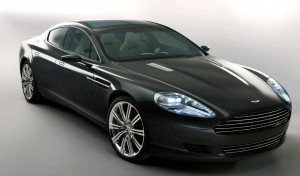 2006 Aston Martin Rapide Concept 16