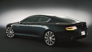 2006 Aston Martin Rapide Concept 25