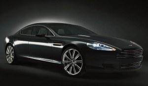 2006 Aston Martin Rapide Concept 26