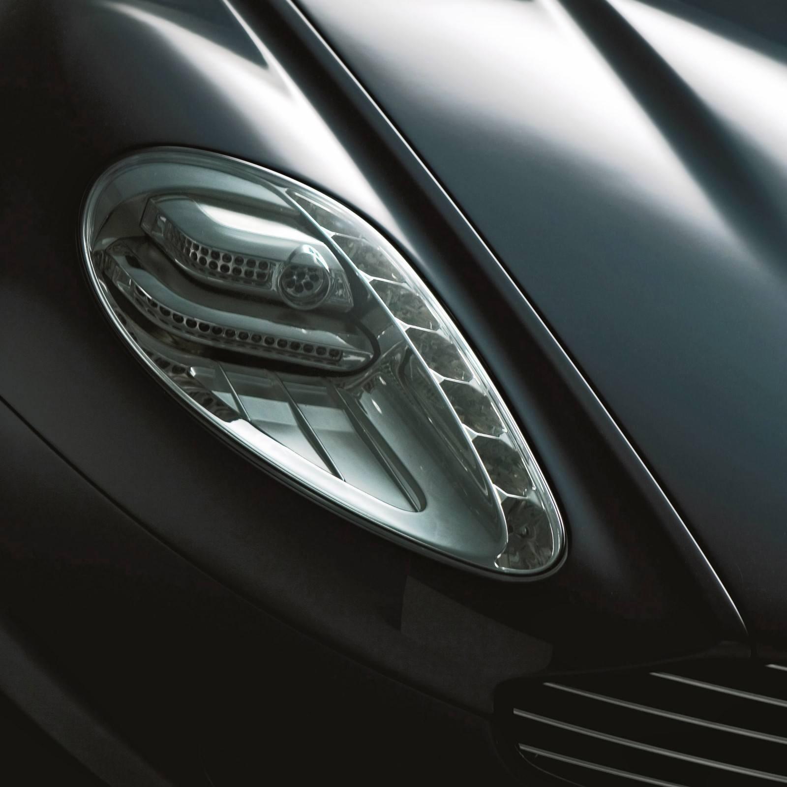 Aston Martin Concept: 2006 Aston Martin Rapide Concept