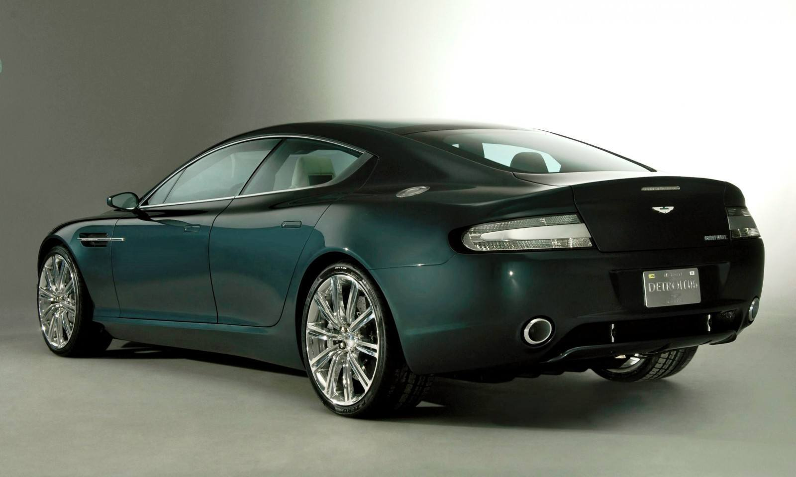 2006 aston martin rapide concept. Black Bedroom Furniture Sets. Home Design Ideas