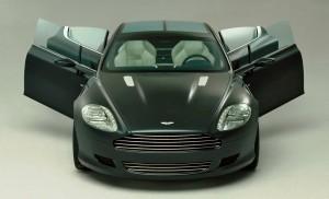 2006 Aston Martin Rapide Concept  4