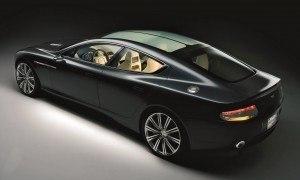 2006 Aston Martin Rapide Concept 7