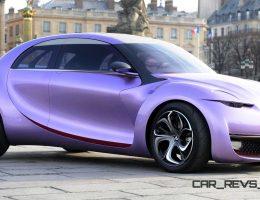 Concept Flashback – 2009 Citroen REVOLTe Was PHEV Deux Chevaux Redux