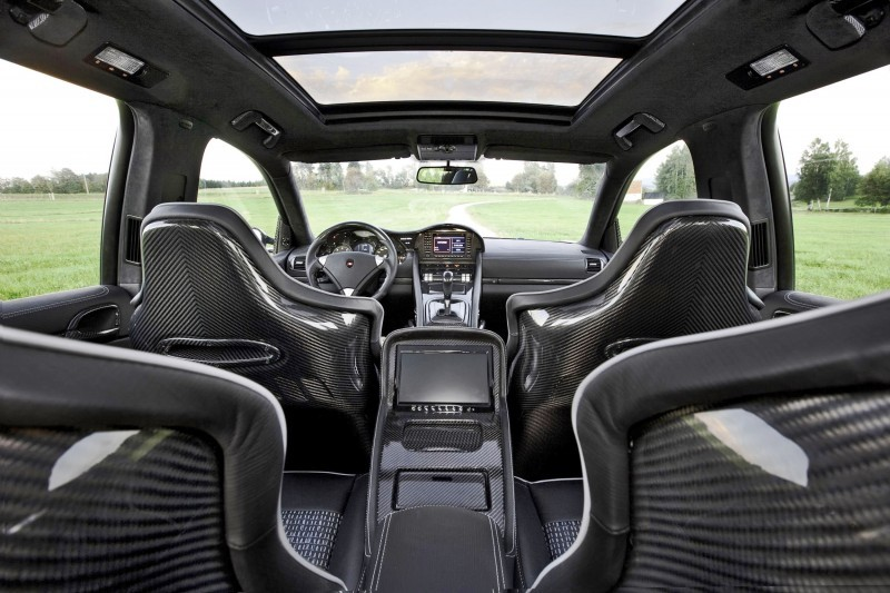 2009 MANSORY Chopster Interior 11