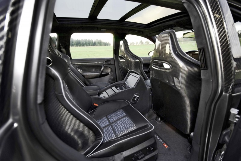 2009 MANSORY Chopster Interior 4