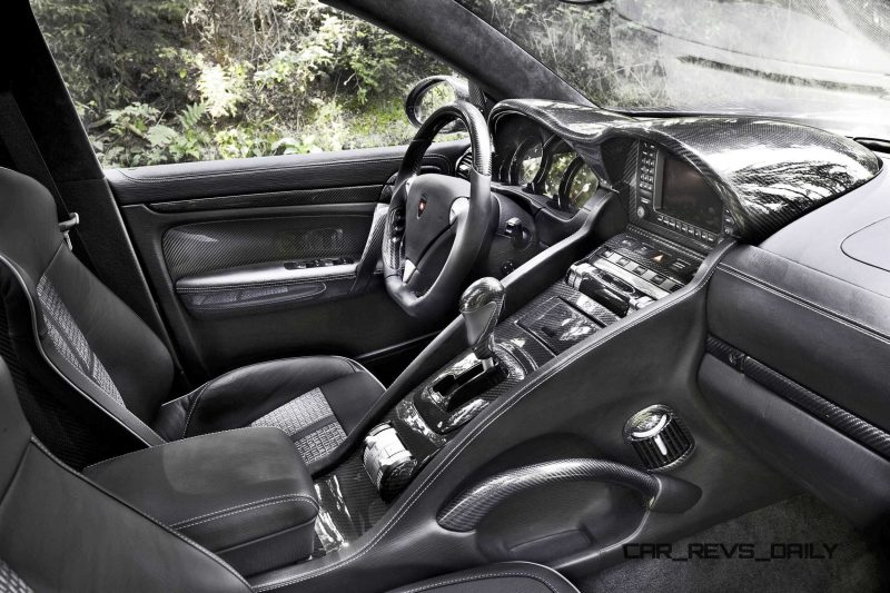 2009 MANSORY Chopster Interior 5