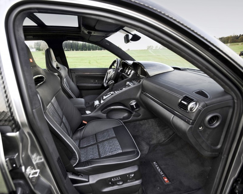 2009 MANSORY Chopster Interior 6