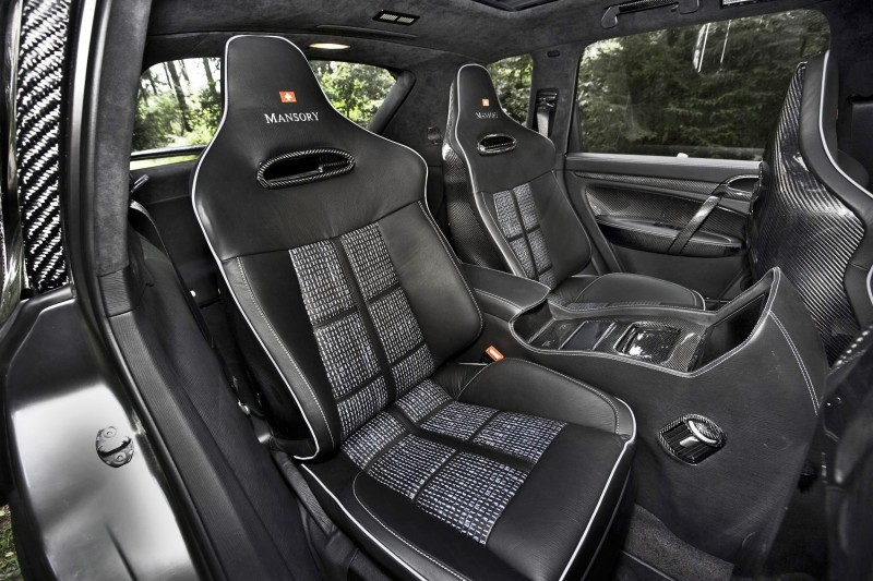 2009 MANSORY Chopster Interior 9